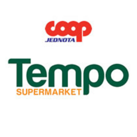 Coop Jednota Tempo Supermarket Logo
